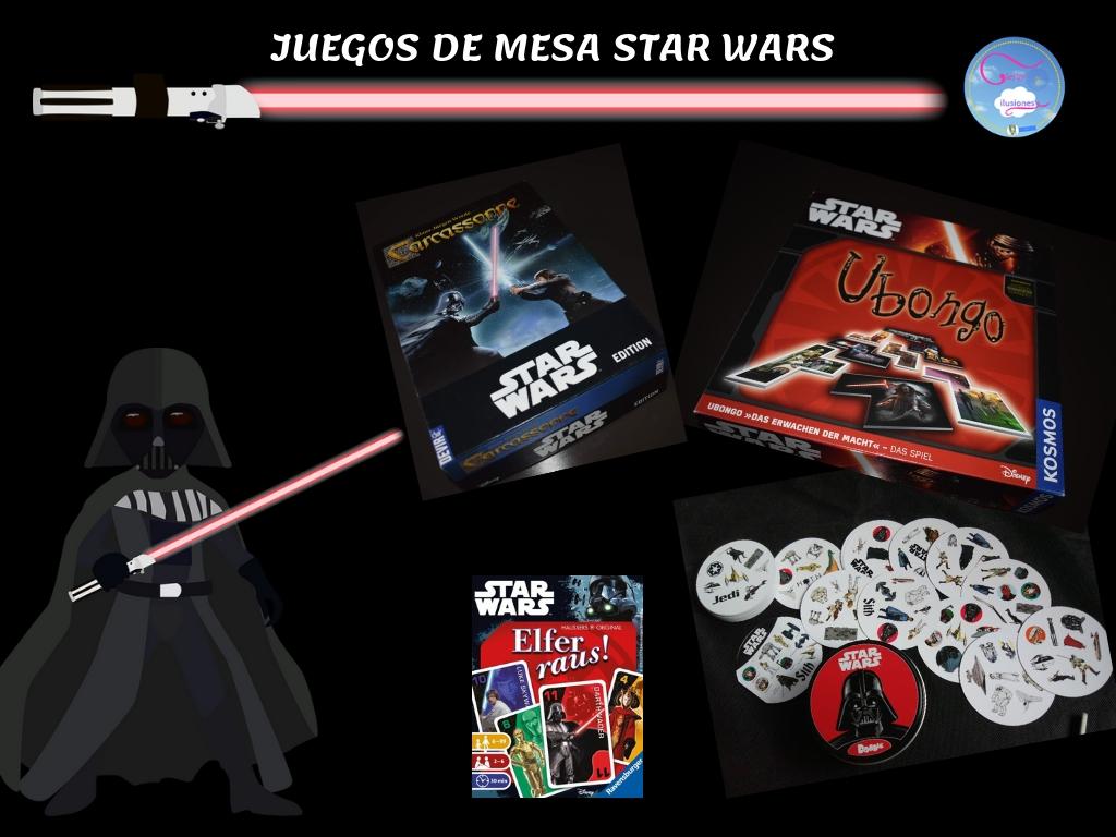 Ordenando Mi Cajon Desastre Juegos De Mesa De Star Wars