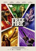 Free Fire (Fuego cruzado) (2016)