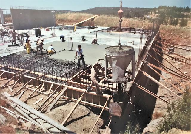 Robert Earl Burton's Fellowship of Friends cult Renaissance Winery barrel room construction