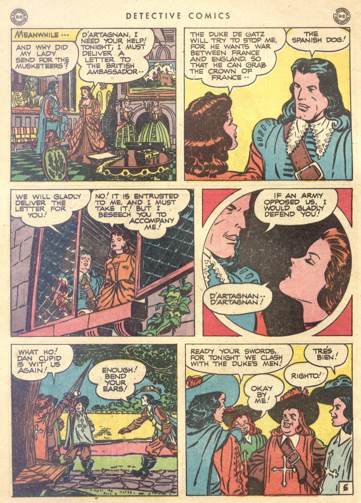Read online Detective Comics (1937) comic -  Issue #122 - 42