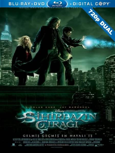 Sihirbazın Çırağı – The Sorcerer's Apprentice Türkçe Dublaj Full Tek Link İndir