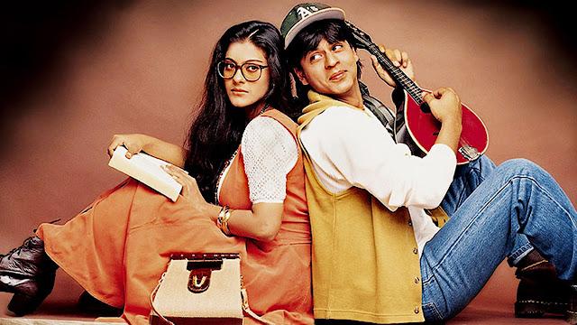 Shah Rukh Khan and Kajol DDLJ HD Wallpapers