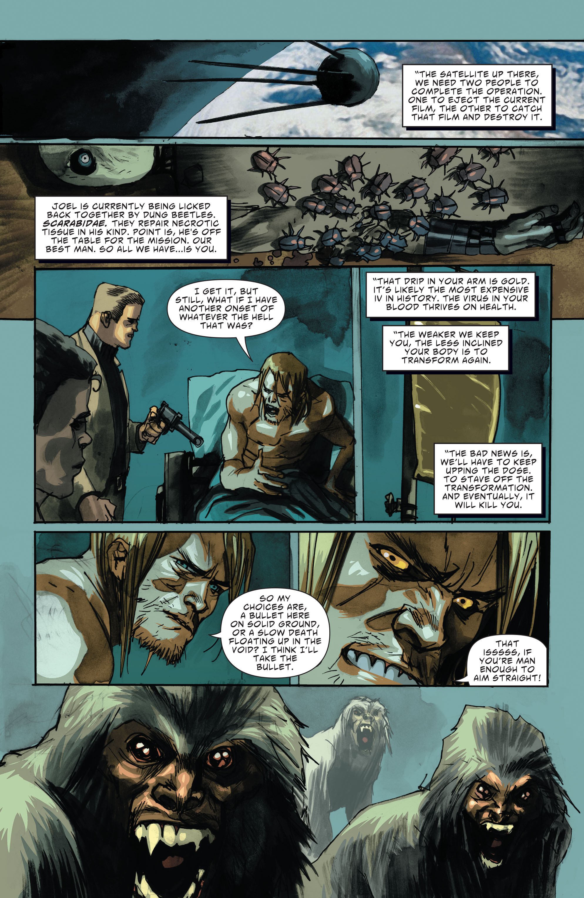 Read online American Vampire: Second Cycle comic -  Issue #8 - 11