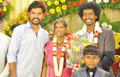 Sendrayan Wedding Reception Photos2