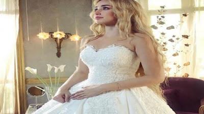 فستان زفاف هنا الزاهد, هنا الزاهد , احمد فهمى, حفل زفاف,
