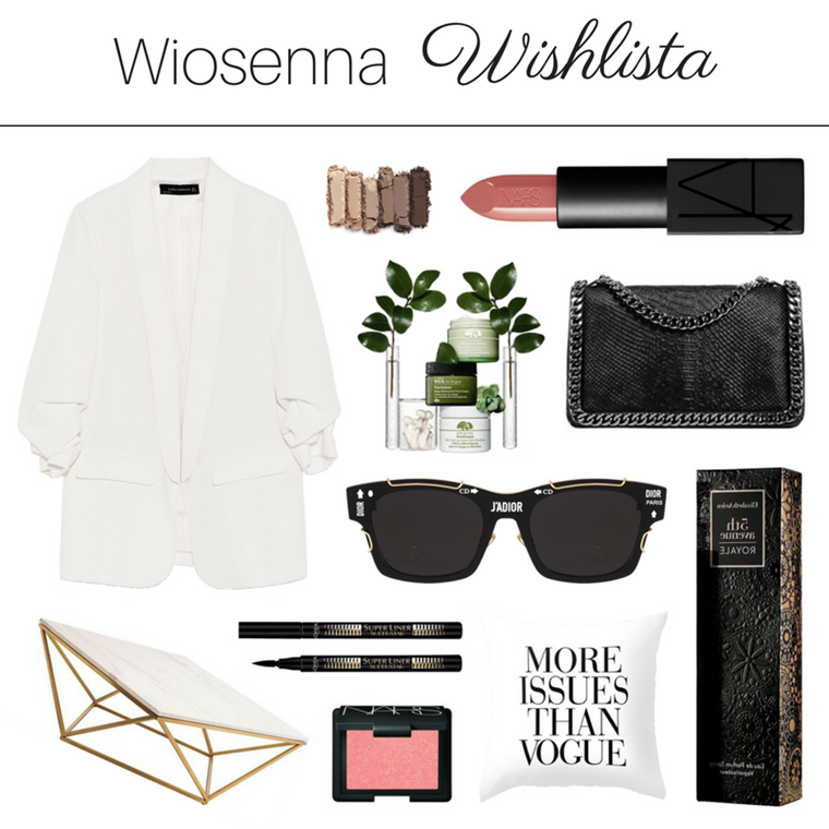 Wiosenna Wishlista, czyli moje zakupowe plany