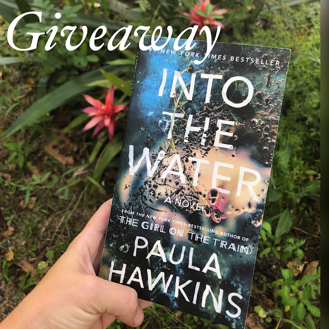 Into the Water GIVEAWAY