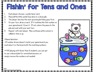 Tens and Ones Freebie
