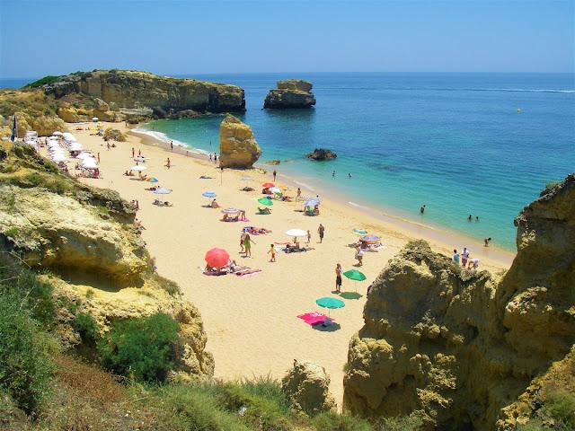 Portugal - Sao Rafael beach