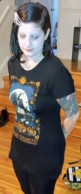 Goth, alt model