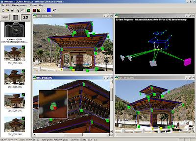 close-range-photogrammetry-software
