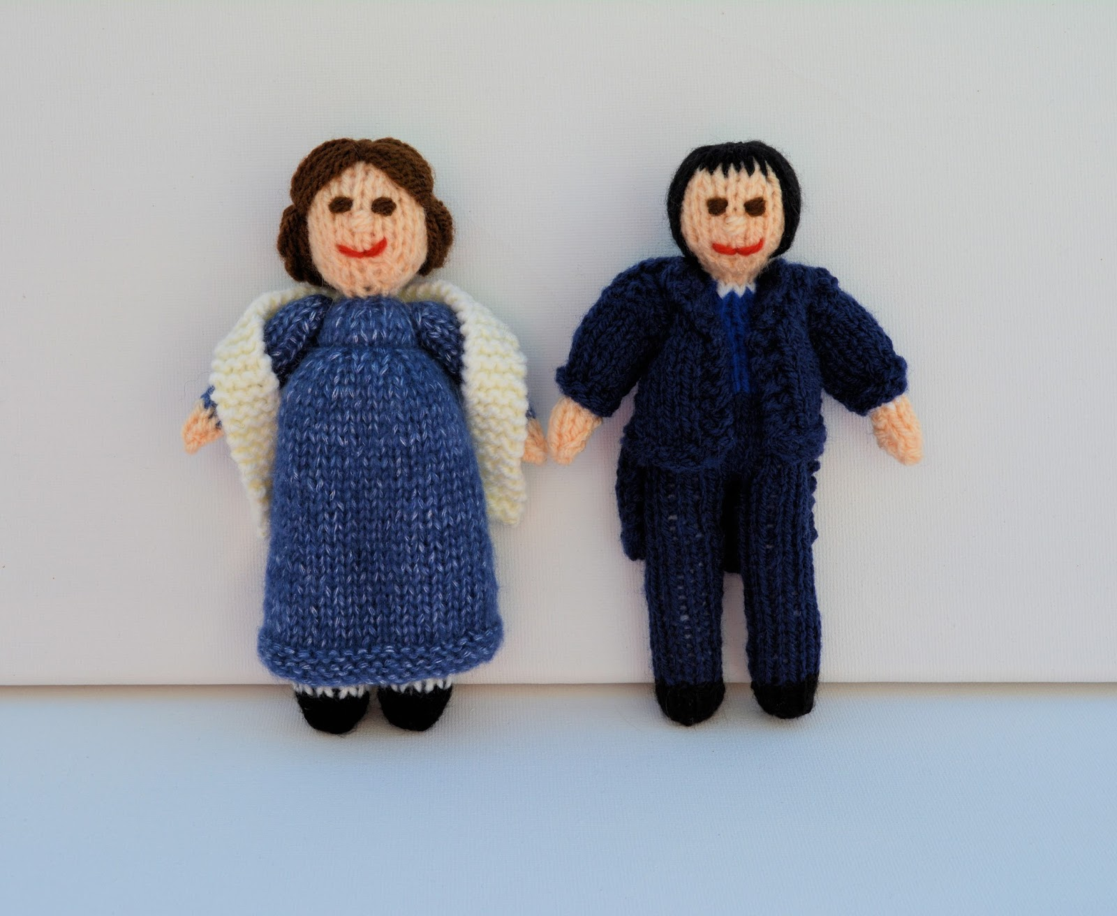 Jane Austen Knitting Patterns : Edith Grace Designs: Jane Austen Doll - Pride & Prejudice Elizabeth Benne...