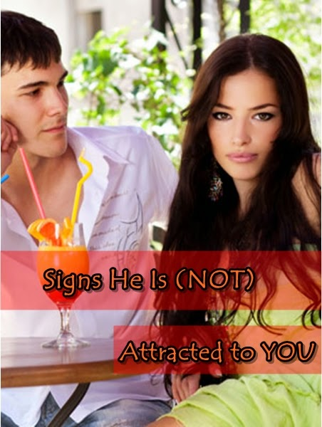 Signs that a Guy is Attracted to You