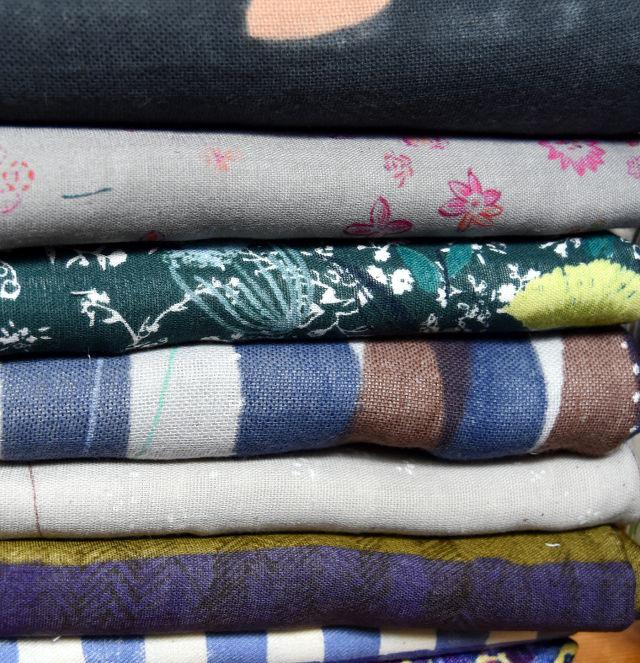 Naomi Ito, japanese textile designer, textile design, japanese artist, kokka co.,ltd, design market, helsinki design week