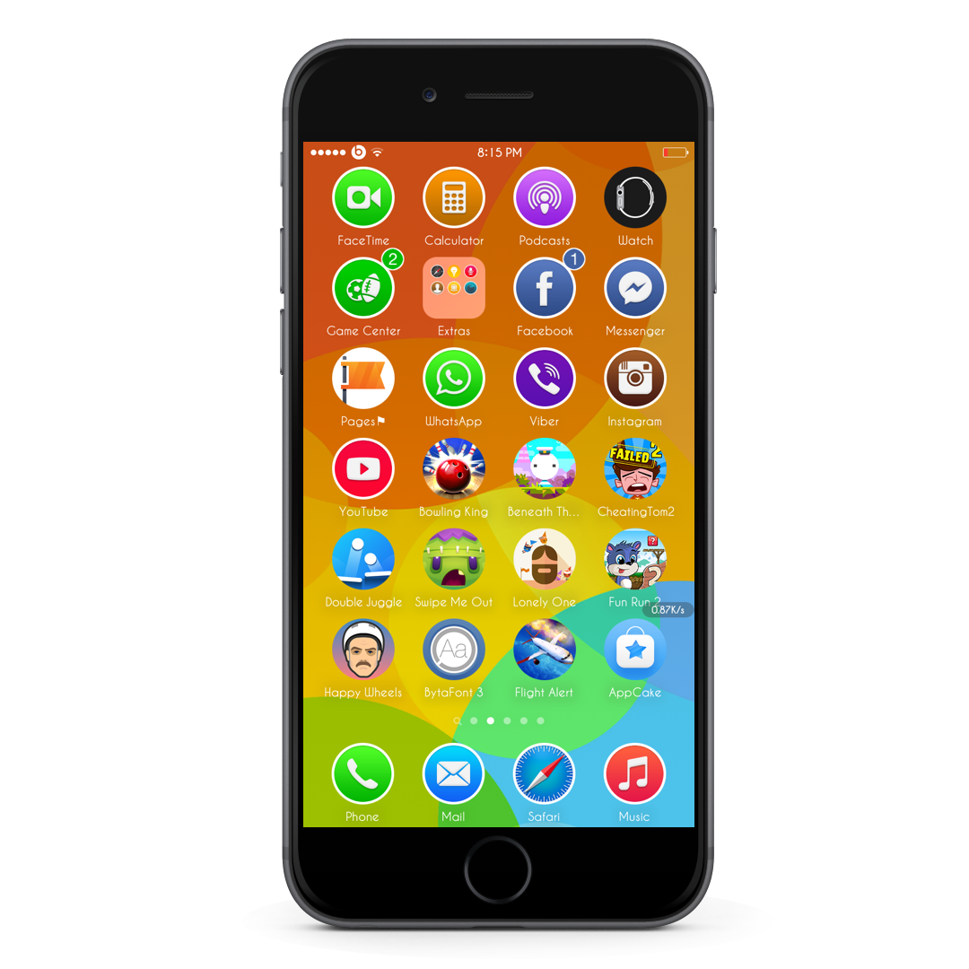 anemone themes ios 11 download