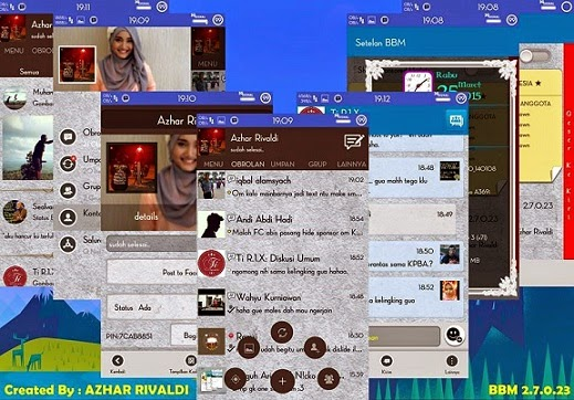 MOD BBM Path Style versi 2.7.0.23