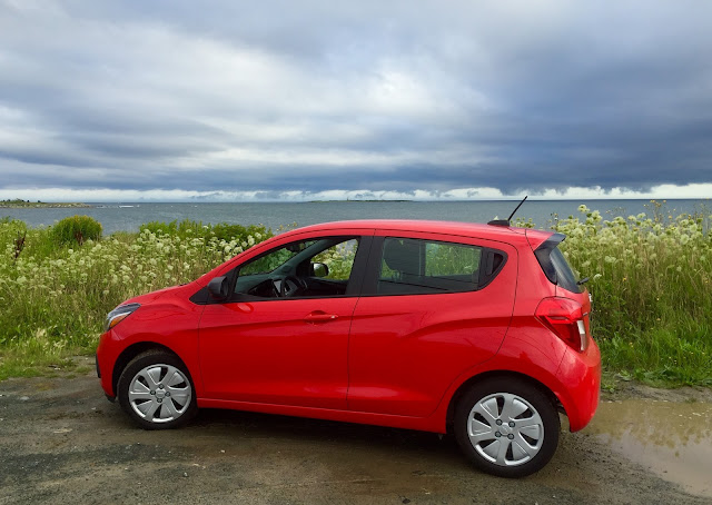 2016 Chevrolet Spark LS Manual Salsa Red