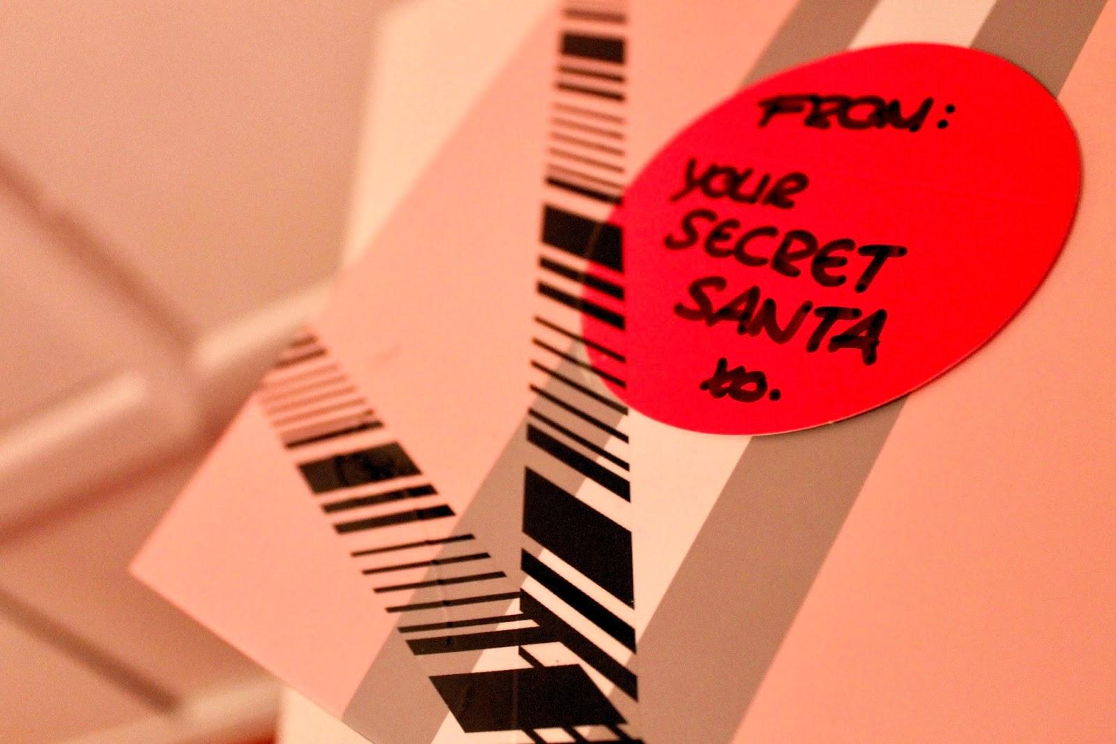 Secret Santa Packaging