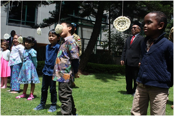 Meriahnya Perayaan HUT RI ke 71 di Nairobi