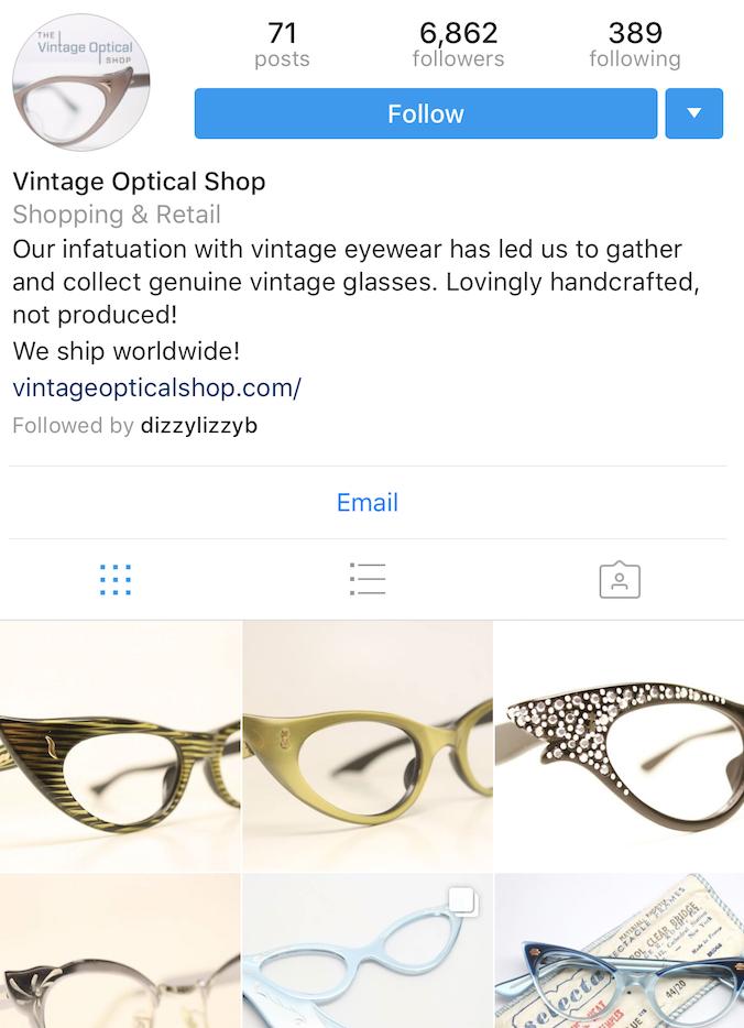 843a3cfbca behind the leopard glasses  Spectacular Week    Vintage Glasses!