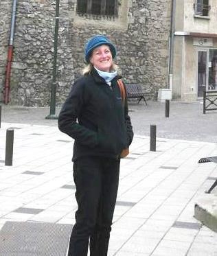 Wearing a felt hat in Europe