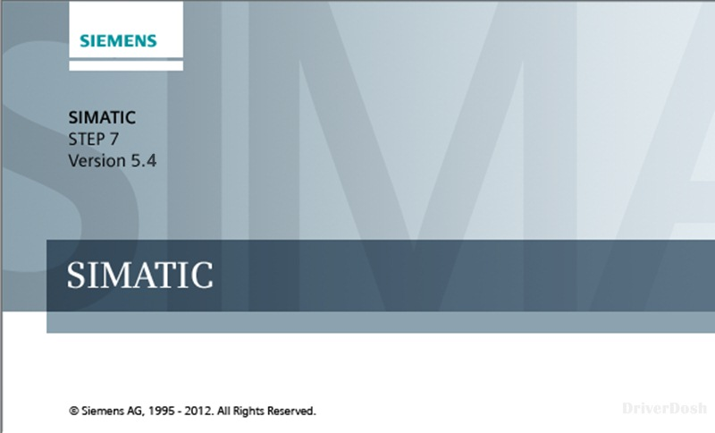 SIMATIC S7-PLCSIM v5.4 Professional Service Pack 4 Download