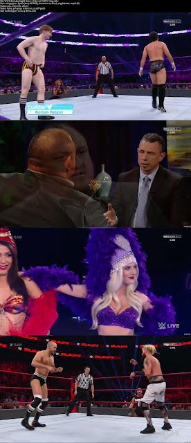 WWE Monday Night Raw 13 Feb 2017 HDTV 720p