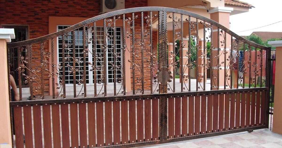 Home Design Gate Ideas: New Home Designs Latest.: Modern Homes Iron Main Entrance