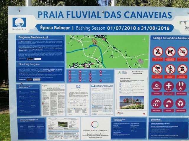 Praia Fluvial das Canaveias