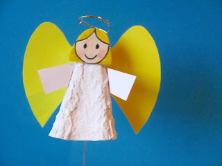 angel kids craft