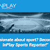 Lavorare nello Sport: InPlay Sports Data è alla ricerca di Stadium Reporter per la Serie B