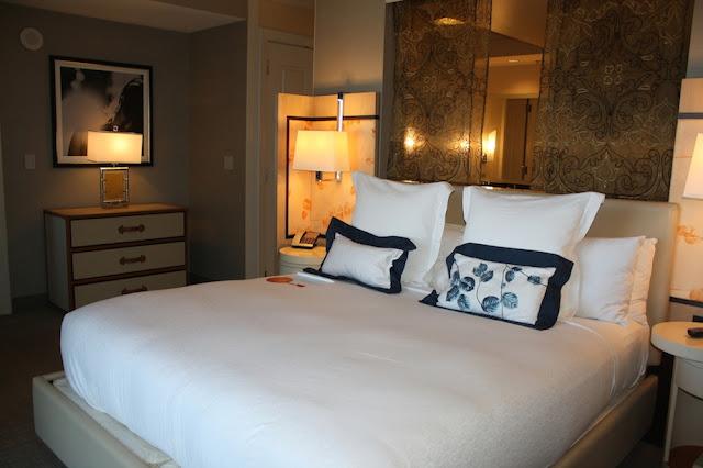 Cosmopolitan Las Vegas Hotel Review Corner 1BR Suite With 180 Degrees Balcon
