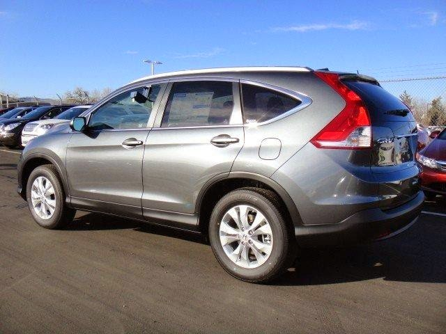 Novo Honda CRV 2014 fotos Suv Custo Beneficio