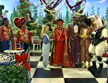 Christmas In Wonderland.Adventures In Wonderland Christmas In Wonderland 1992