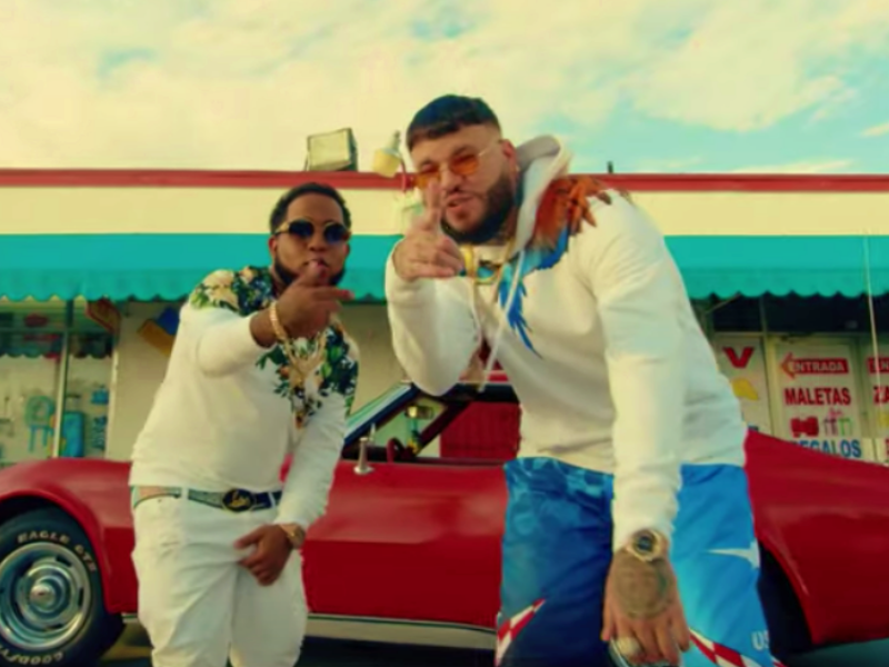 "Video Oficial: Chimbala y Farruko – ""Maniqui"" (Remix)"