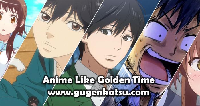 10 Anime Mirip Golden Time, Anime Romance Terbaik Yang Pernah Ada