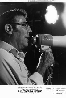 Irwin Allen. Director of Lost in Space