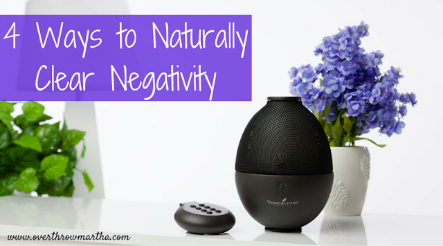 Diffuse away negativity with a #diffuser and some positive #essentialoils