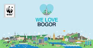 #WeLoveBogor. Ayo, Tunjukkan Bogor pada Dunia!