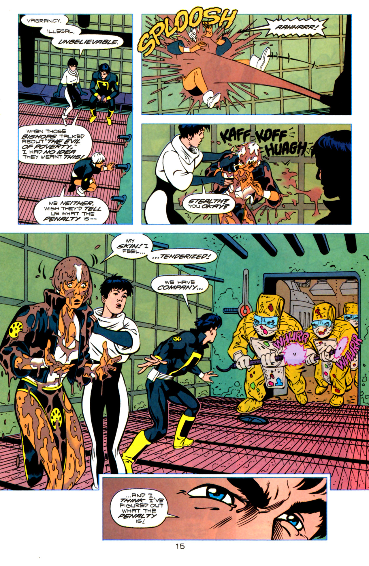 Legion of Super-Heroes (1989) 119 Page 14