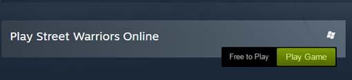العب لعبة محاربين الشوراع Street Warriors Online