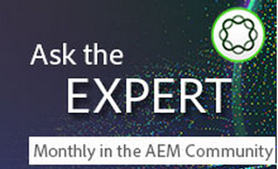 Ask the AEM Community Expert: Working with AEM Workflows and Workflow API's