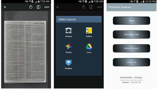 Premium Scanner: PDF Doc