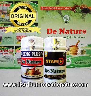 Paket Obat Stamina Herbal