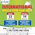 INTERNATIONAL EDUCATION FAIR JAKARTA- TANGERANG