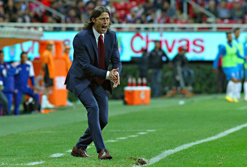 Almeyda reconoció la fortaleza que mostró el rival Cruz Azul desde el primer minuto.