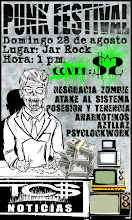 Toke Punk en Jar Rock!