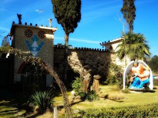 Casa dos Anjos, em Rio Rufino