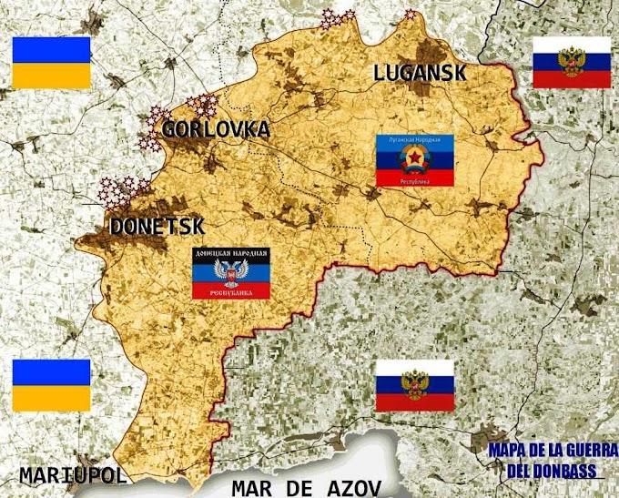 Ucrania: El intento de  asalto UKRO al DONBASS podría comenzar entre el 24 y 25 de diciembre