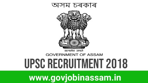 Union Public Service Commission Recruitment 2018, upsc recruitment 2018